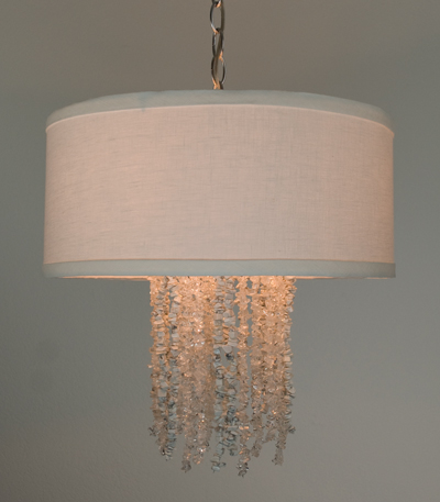AmeriTec Lighting - American Made Mixed Media Lighting and Art
